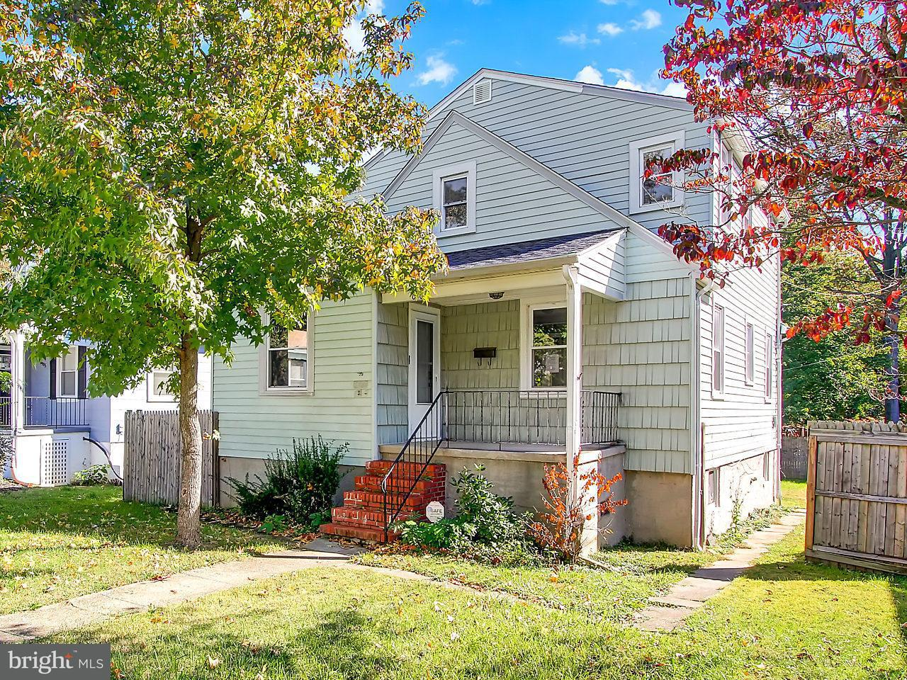 Single Family for Sale at 6903 Moyer Ave Baltimore, Maryland 21234 United States