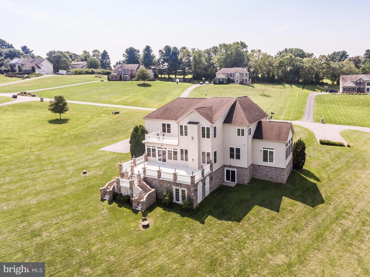 Maison unifamiliale pour l Vente à 2754 PIEDMONT HOLW 2754 PIEDMONT HOLW Finksburg, Maryland 21048 États-Unis