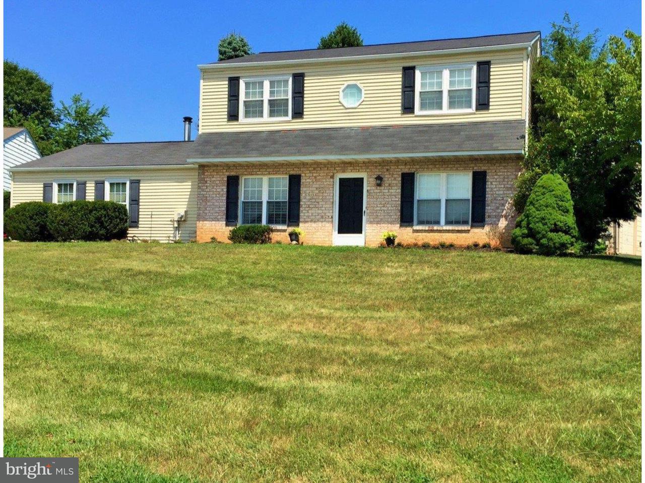 Single Family Home for Rent at 2 DEVON Circle Paoli, Pennsylvania 19301 United States