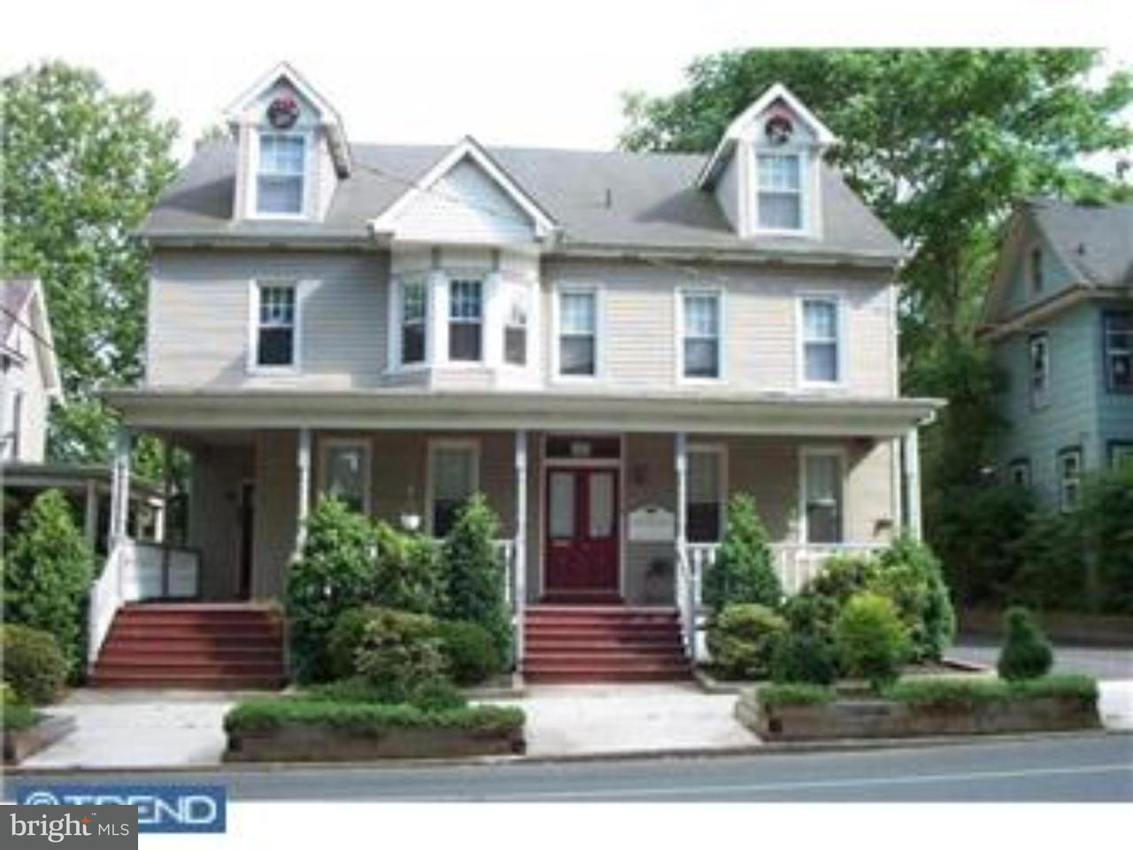 Casa unifamiliar adosada (Townhouse) por un Alquiler en 1112 KINGS HWY Swedesboro, Nueva Jersey 08085 Estados Unidos