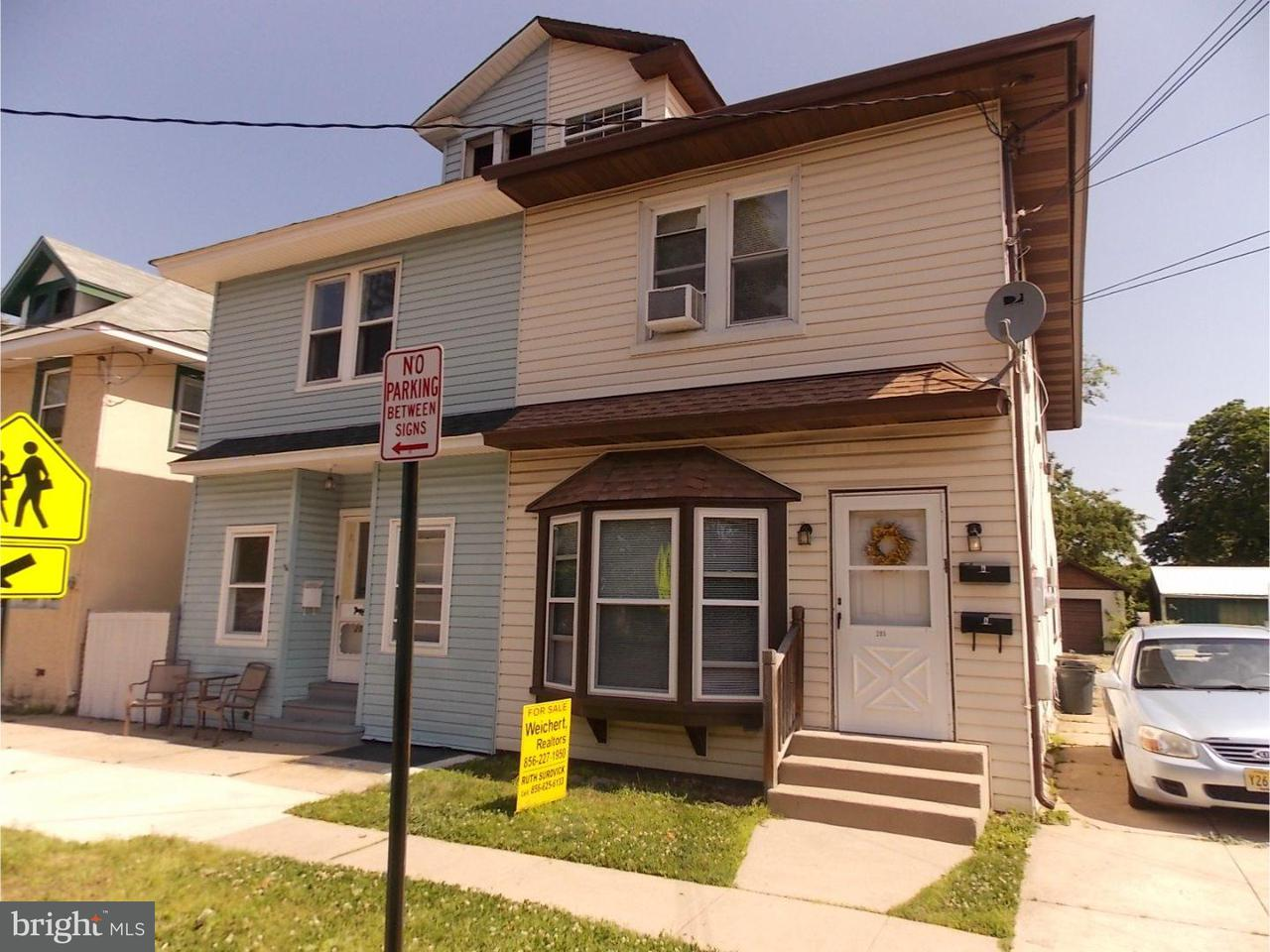 Duplex for Sale at 205 BROWNING Lane Brooklawn, New Jersey 08030 United States