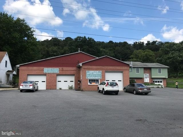 Commercial for Sale at 257 Pennsylvania Ave N Hancock, Maryland 21750 United States