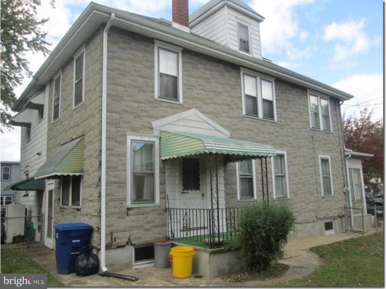 Maison accolée pour l Vente à 213 VINE Street Delanco, New Jersey 08075 États-Unis