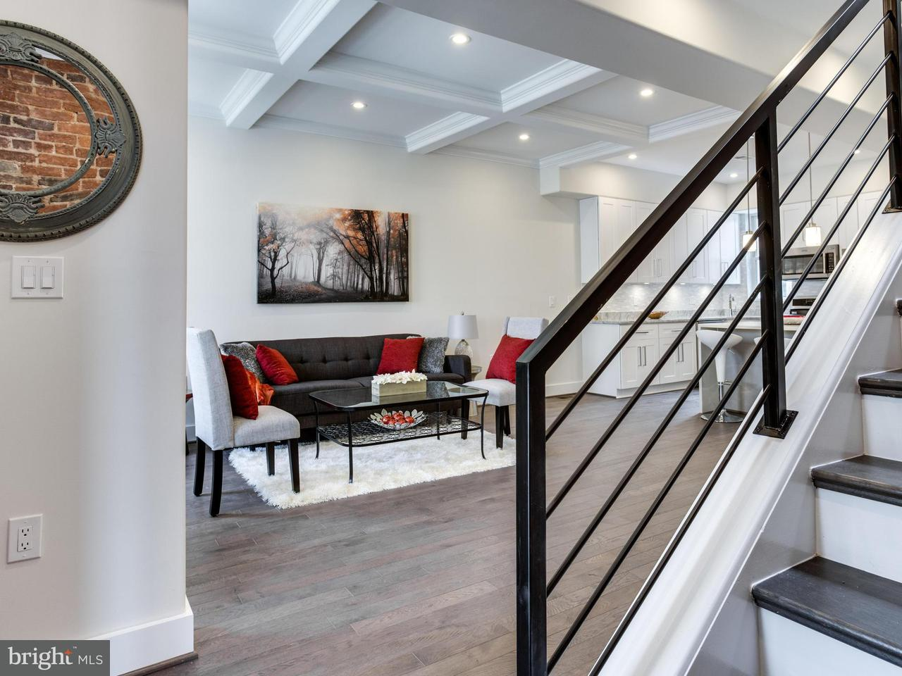 Additional photo for property listing at 1444 Oak St NW  Washington, District Of Columbia 20010 United States