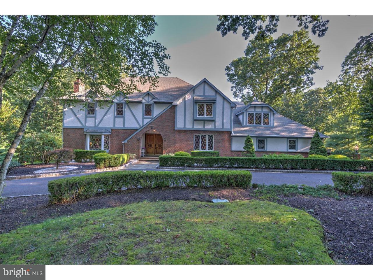 Maison unifamiliale pour l Vente à 9 ALPINE Drive Perrineville, New Jersey 08535 États-Unis