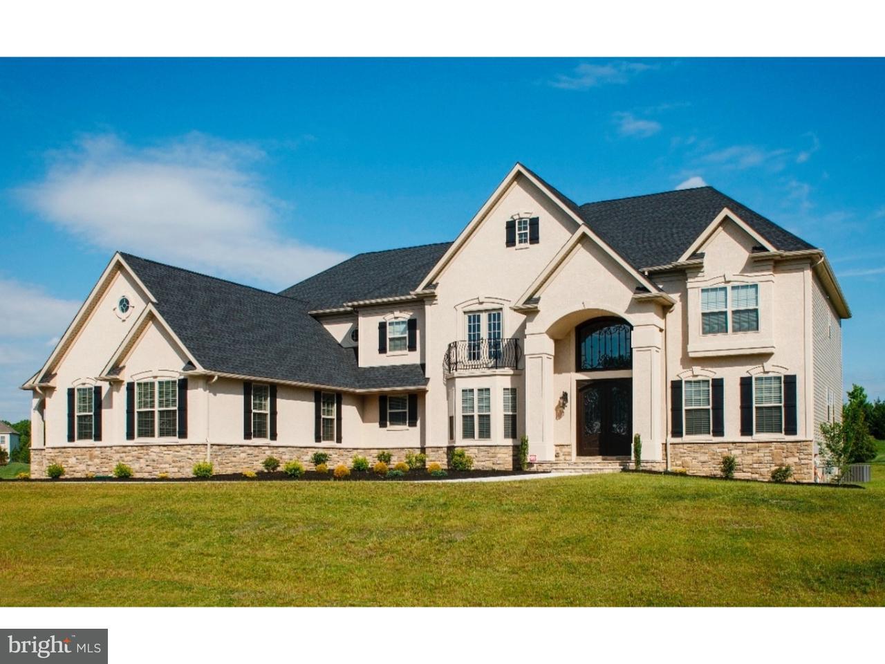 Частный односемейный дом для того Продажа на 100 JOANNE Court Mullica Hill, Нью-Джерси 08062 Соединенные Штаты