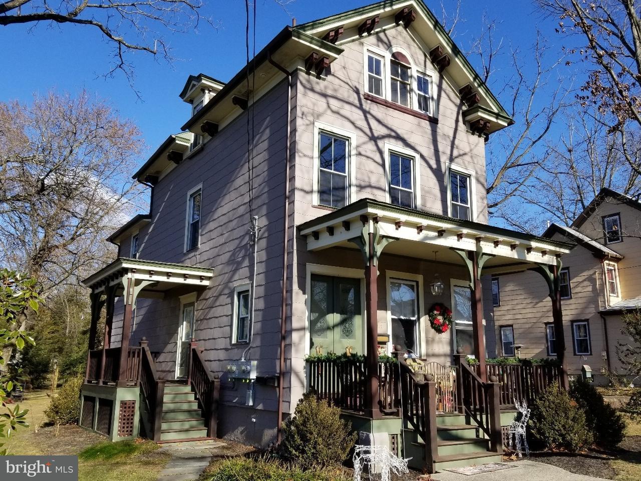 Casa Unifamiliar por un Alquiler en 107 W MANTUA AVE #3 Wenonah, Nueva Jersey 08090 Estados Unidos
