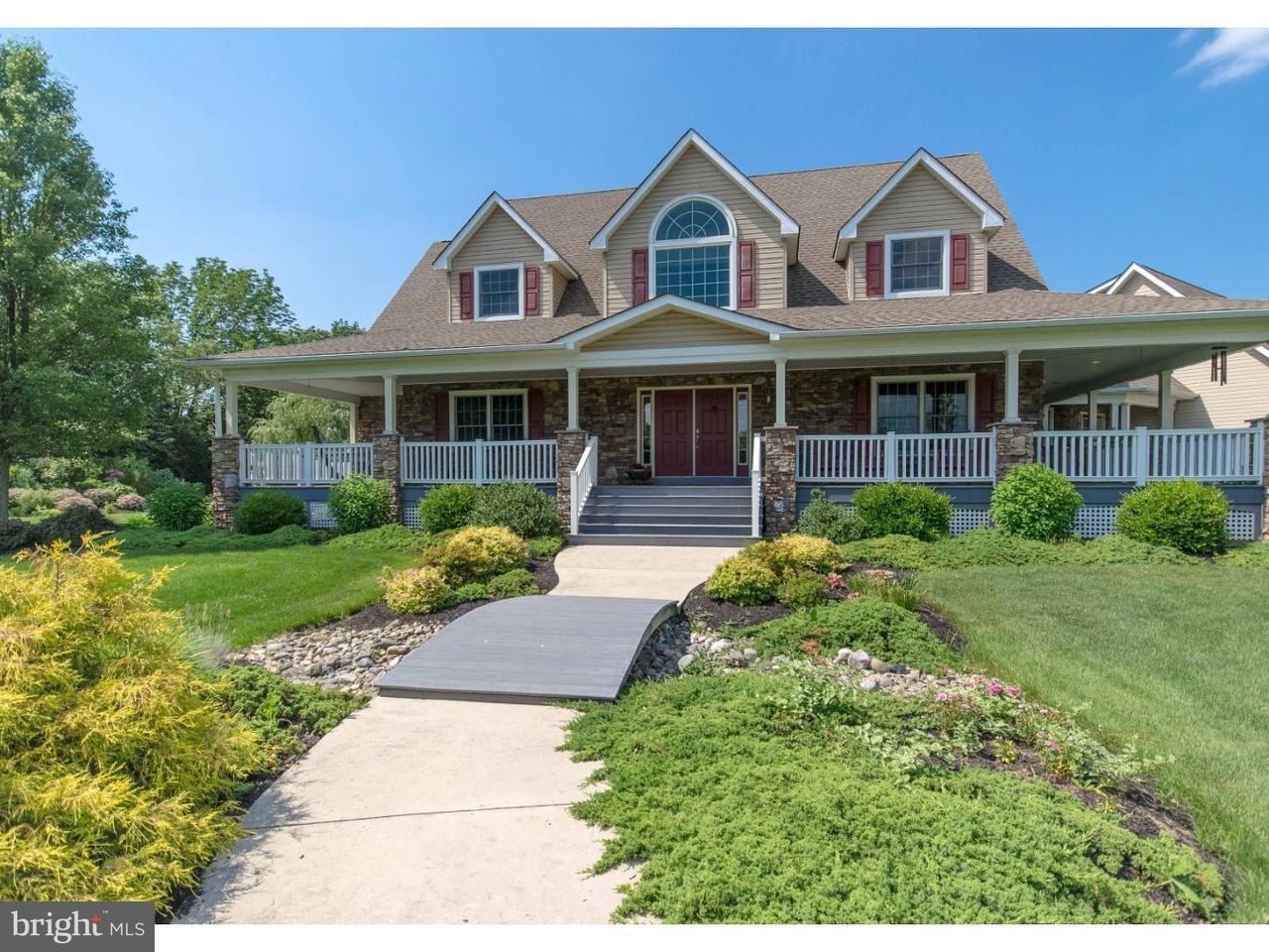 Частный односемейный дом для того Продажа на 2144 KUMRY Road Quakertown, Пенсильвания 18951 Соединенные Штаты