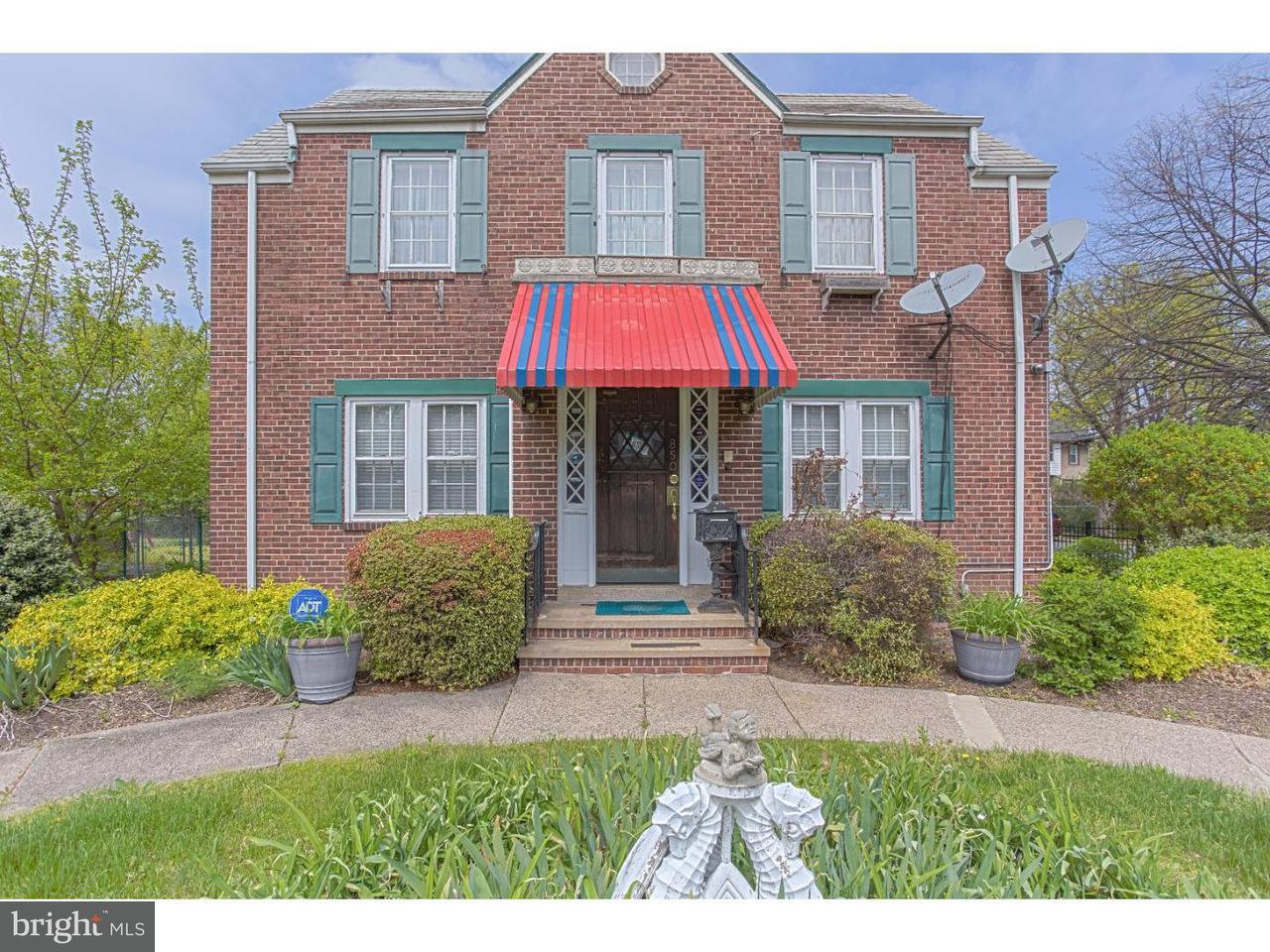 Maison unifamiliale pour l Vente à 850 HAMILTON Avenue Trenton, New Jersey 08629 États-UnisDans/Autour: Trenton City