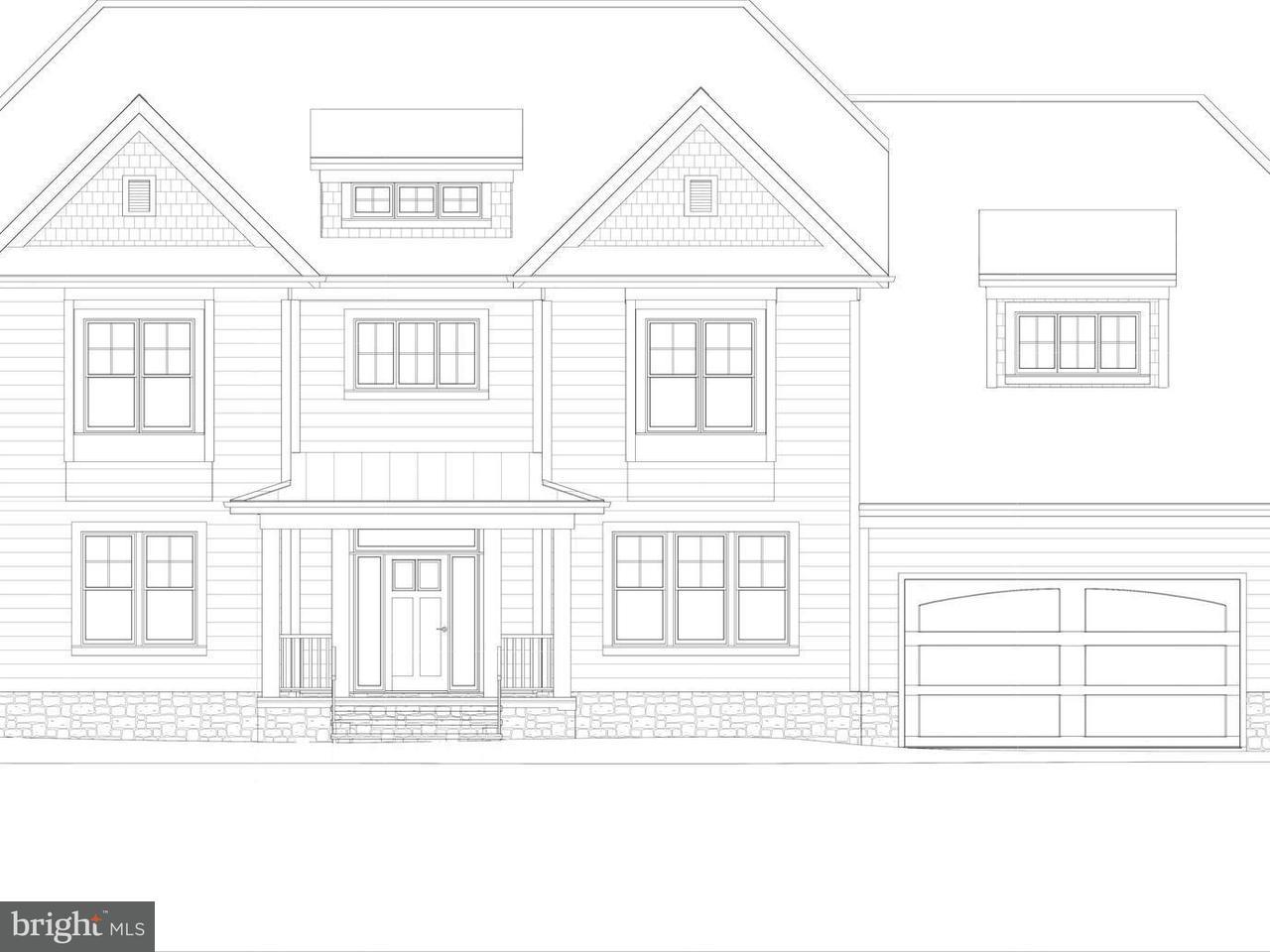 Einfamilienhaus für Verkauf beim 6544 PLACID Street 6544 PLACID Street Falls Church, Virginia 22043 Vereinigte Staaten