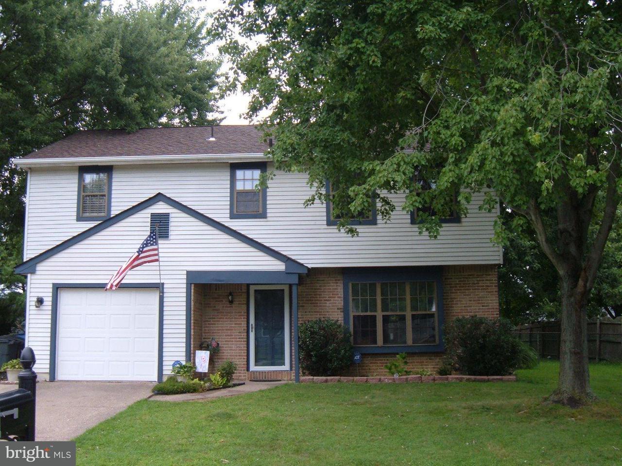 Maison unifamiliale pour l Vente à 6 LAWRENCE Lane Westampton Township, New Jersey 08060 États-Unis