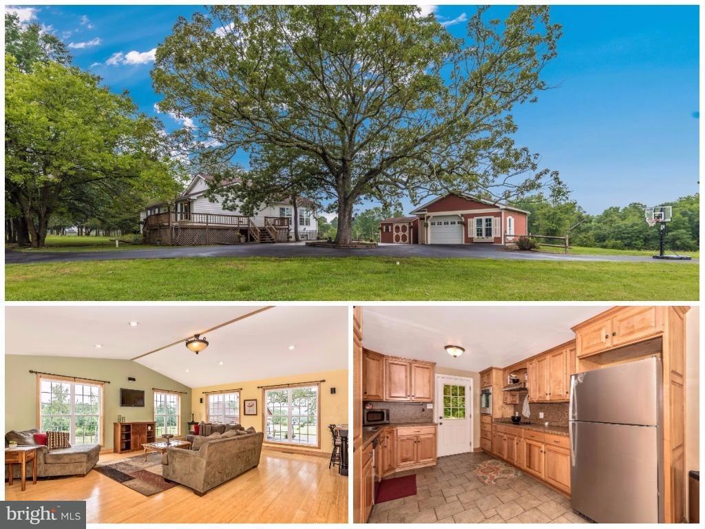 Maison unifamiliale pour l Vente à 17449 IRISHTOWN Road 17449 IRISHTOWN Road Emmitsburg, Maryland 21727 États-Unis