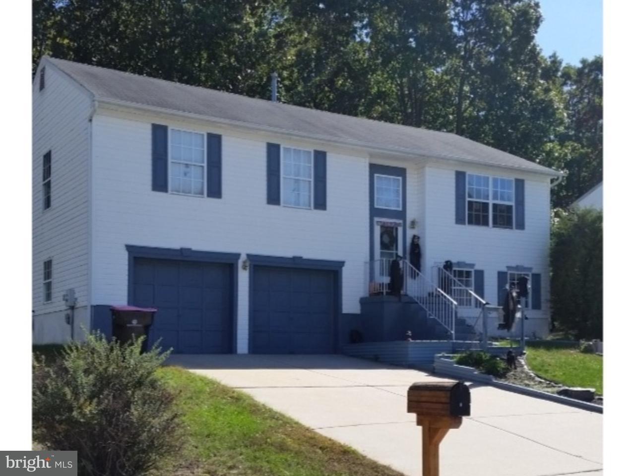 Casa Unifamiliar por un Venta en 8 PARSONS Court Erial, Nueva Jersey 08081 Estados Unidos