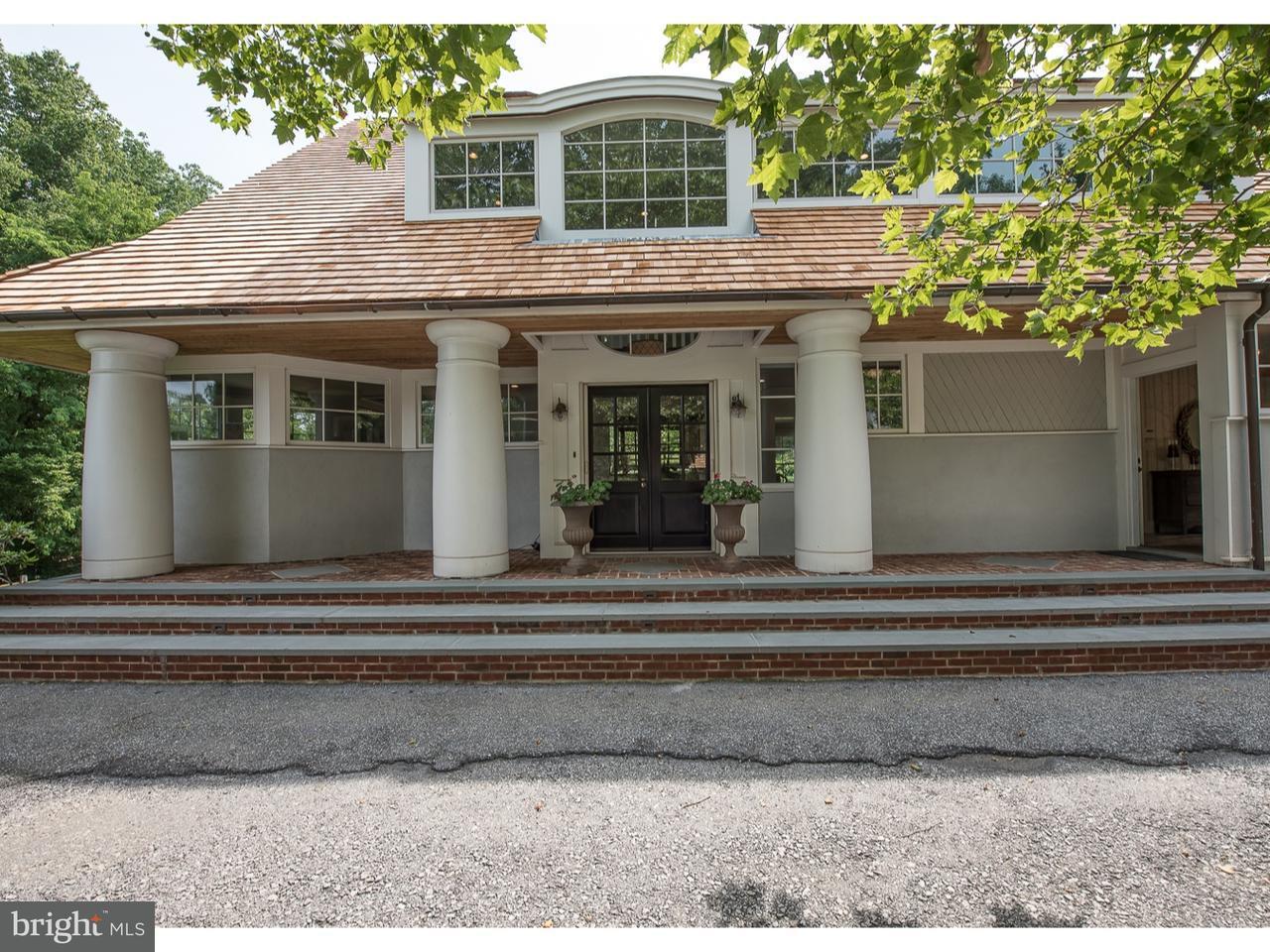 Casa Unifamiliar por un Venta en 206 WYNDOM Lane Wayne, Pennsylvania 19087 Estados Unidos