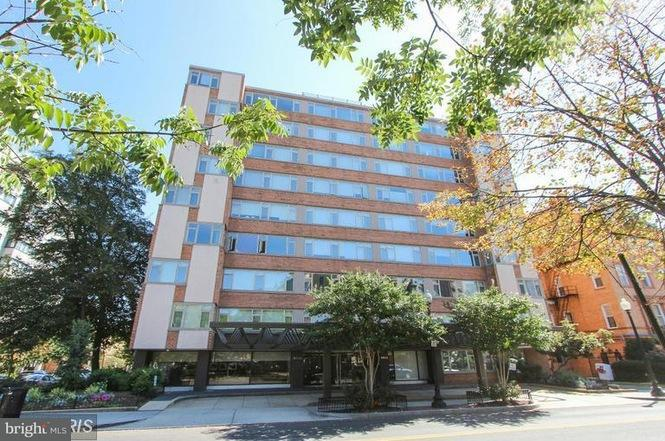 Condominium for Rent at 1545 18th St NW #818 Washington, District Of Columbia 20036 United States