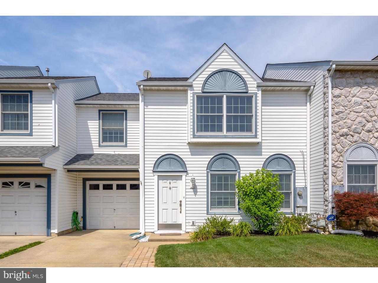 Casa unifamiliar adosada (Townhouse) por un Alquiler en 11 SHADY BROOKE Lane Logan Township, Nueva Jersey 08085 Estados Unidos