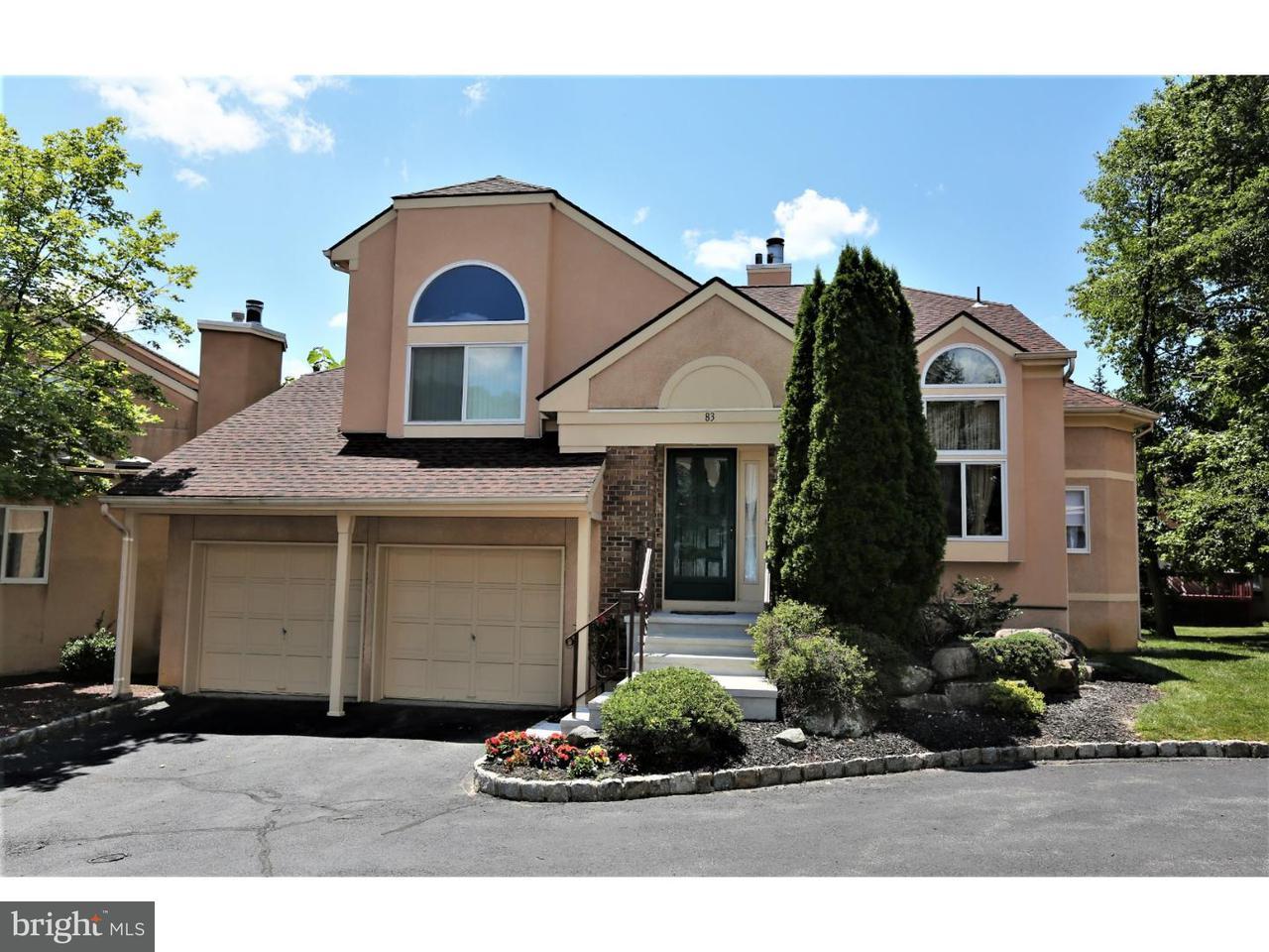 Maison accolée pour l Vente à 83 KINGSLAND Circle Monmouth Junction, New Jersey 08852 États-UnisDans/Autour: South Brunswick Township