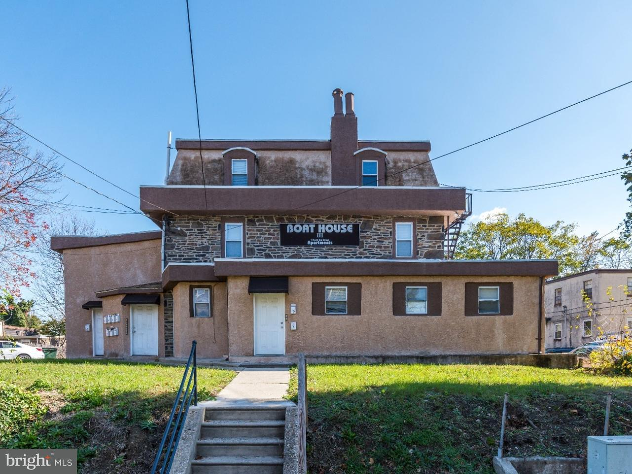 Частный односемейный дом для того Продажа на 1 N 2ND Street Darby, Пенсильвания 19023 Соединенные Штаты