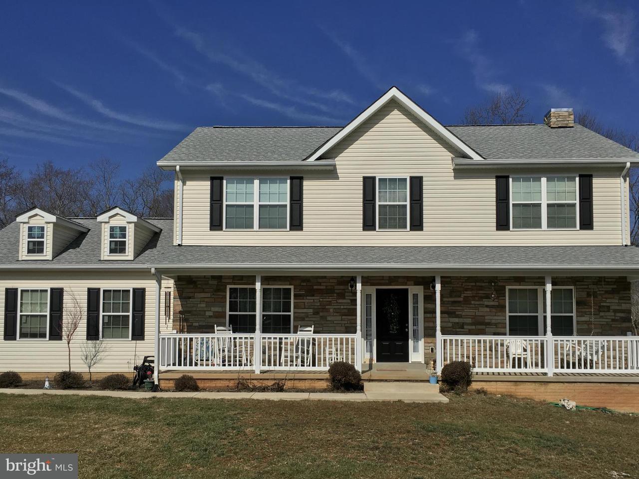 Einfamilienhaus für Verkauf beim Cherry Hill Road Cherry Hill Road Linden, Virginia 22642 Vereinigte Staaten