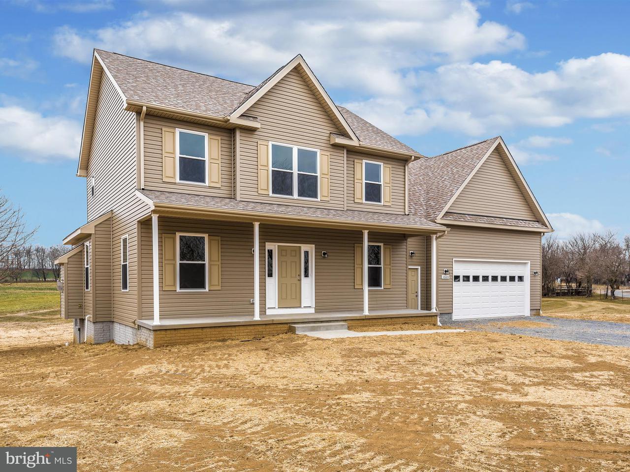 Частный односемейный дом для того Продажа на 10222 Glade Road 10222 Glade Road Walkersville, Мэриленд 21793 Соединенные Штаты