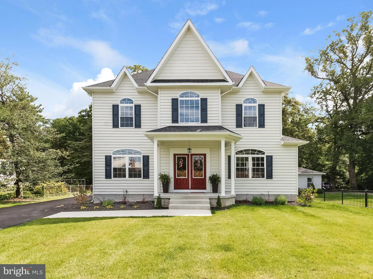 Single Family Home for Sale at 17 ROLLING RD N 17 ROLLING RD N Catonsville, Maryland 21228 United States