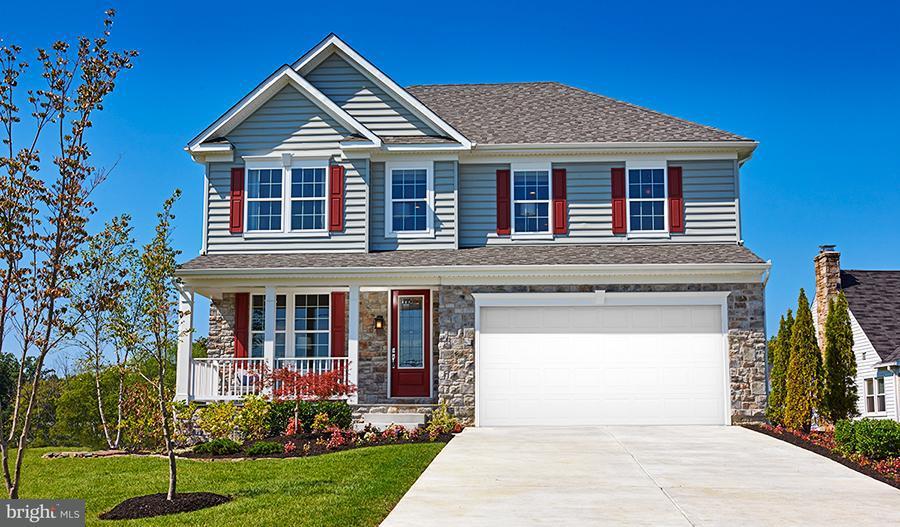 Maison unifamiliale pour l Vente à 1502 TOUCHARD Drive 1502 TOUCHARD Drive Catonsville, Maryland 21228 États-Unis