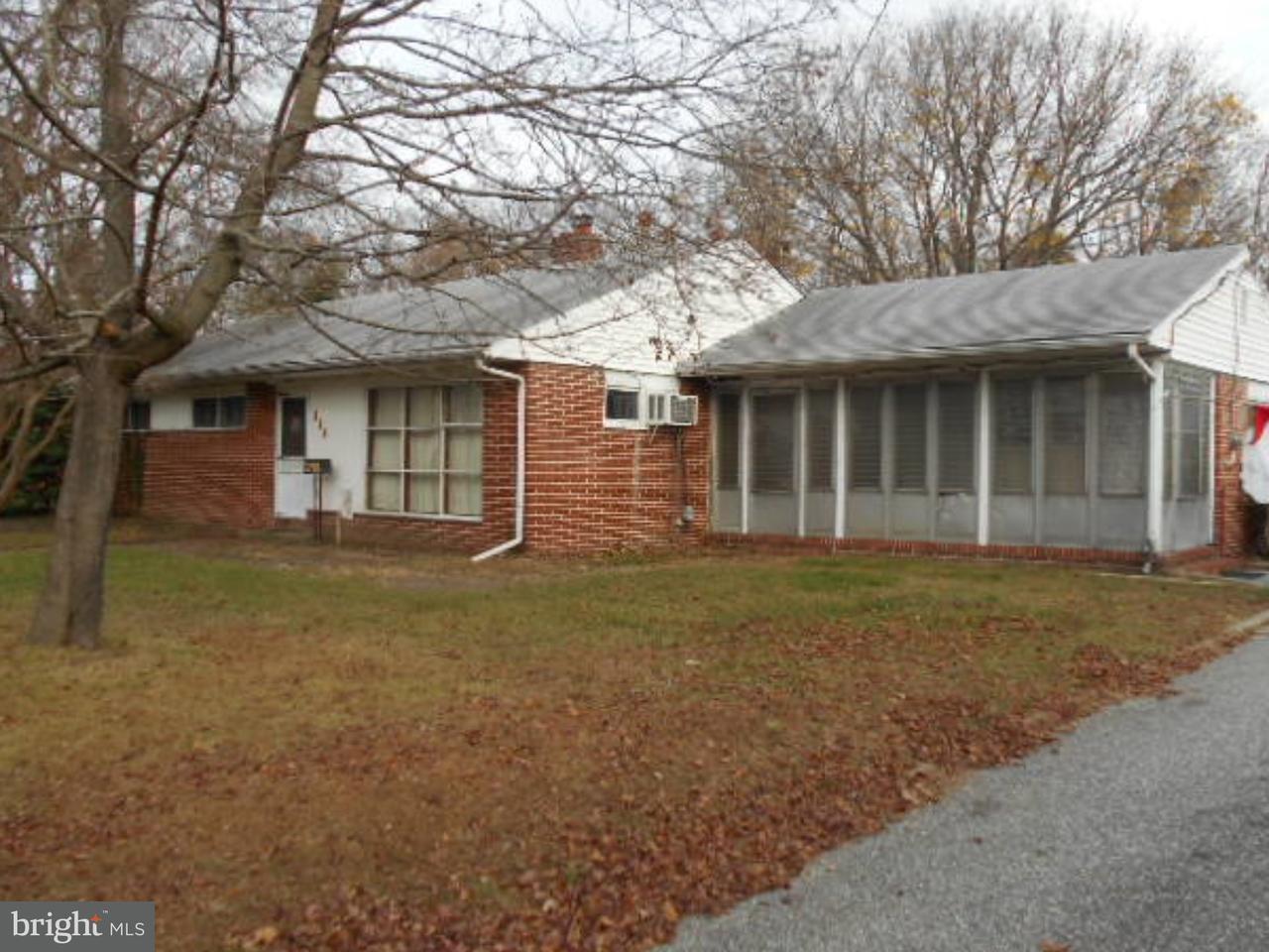 Частный односемейный дом для того Продажа на 333 JEFFERSON Street Carneys Point, Нью-Джерси 08069 Соединенные Штаты