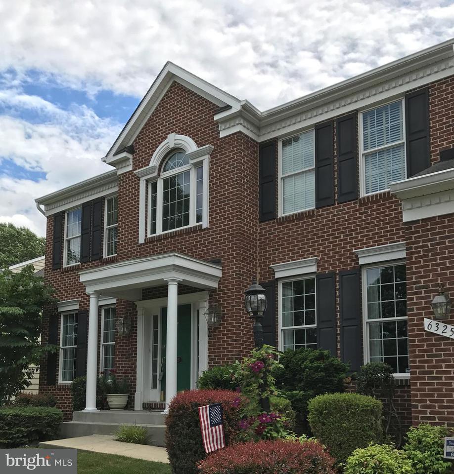 Maison unifamiliale pour l Vente à 6325 DARING PRINCE WAY 6325 DARING PRINCE WAY Columbia, Maryland 21044 États-Unis