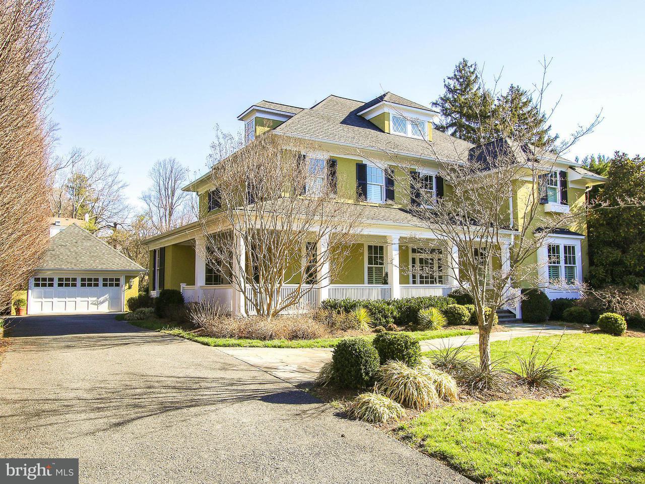Частный односемейный дом для того Продажа на 4009 EVERETT Street 4009 EVERETT Street Kensington, Мэриленд 20895 Соединенные Штаты