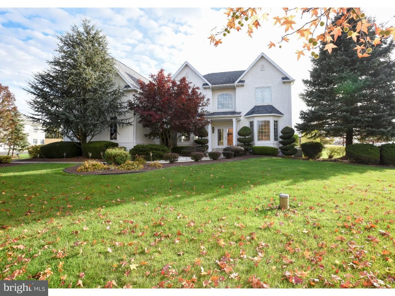 Частный односемейный дом для того Продажа на 16 ASPEN Drive Ivyland, Пенсильвания 18974 Соединенные Штаты