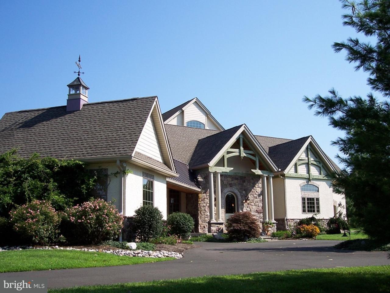 단독 가정 주택 용 매매 에 114 KING Road Chalfont, 펜실바니아 18914 미국