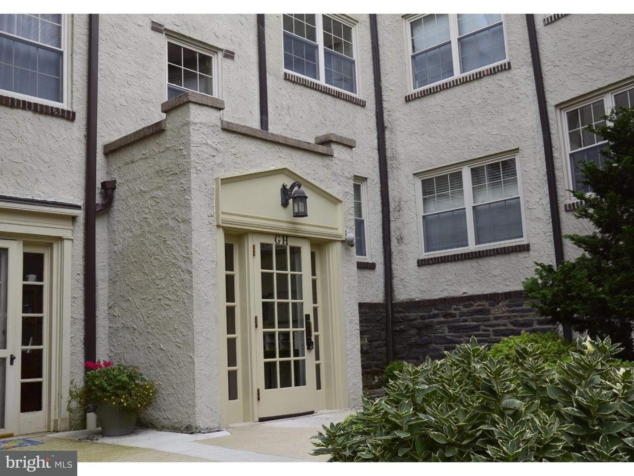 Condominium for Sale at 212 IDRIS RD #G3 Merion Station, Pennsylvania 19066 United States
