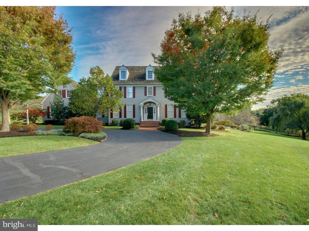 Single Family Home for Sale at 1092 CREAMERY Road Newtown, Pennsylvania 18940 United States