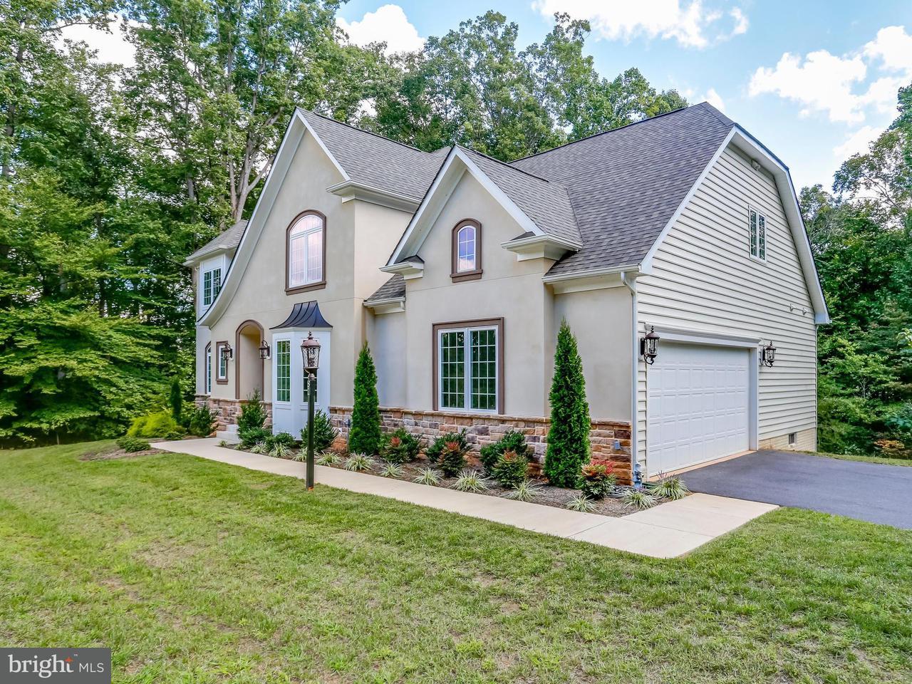 Casa Unifamiliar por un Venta en 81 KIMBERWICK Lane 81 KIMBERWICK Lane Stafford, Virginia 22556 Estados Unidos