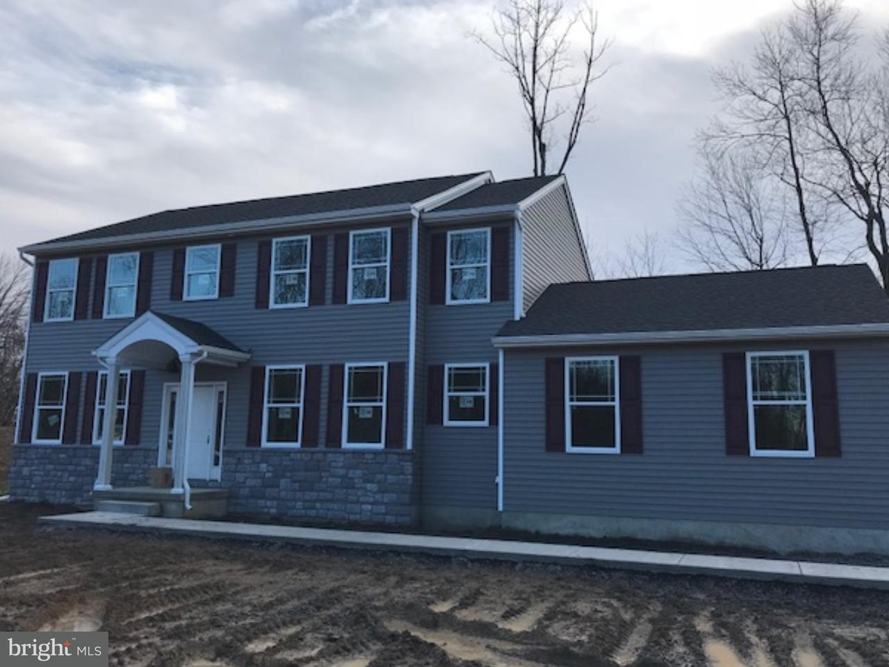 Maison unifamiliale pour l Vente à RIDGE VALLEY Road Sellersville, Pennsylvanie 18960 États-Unis