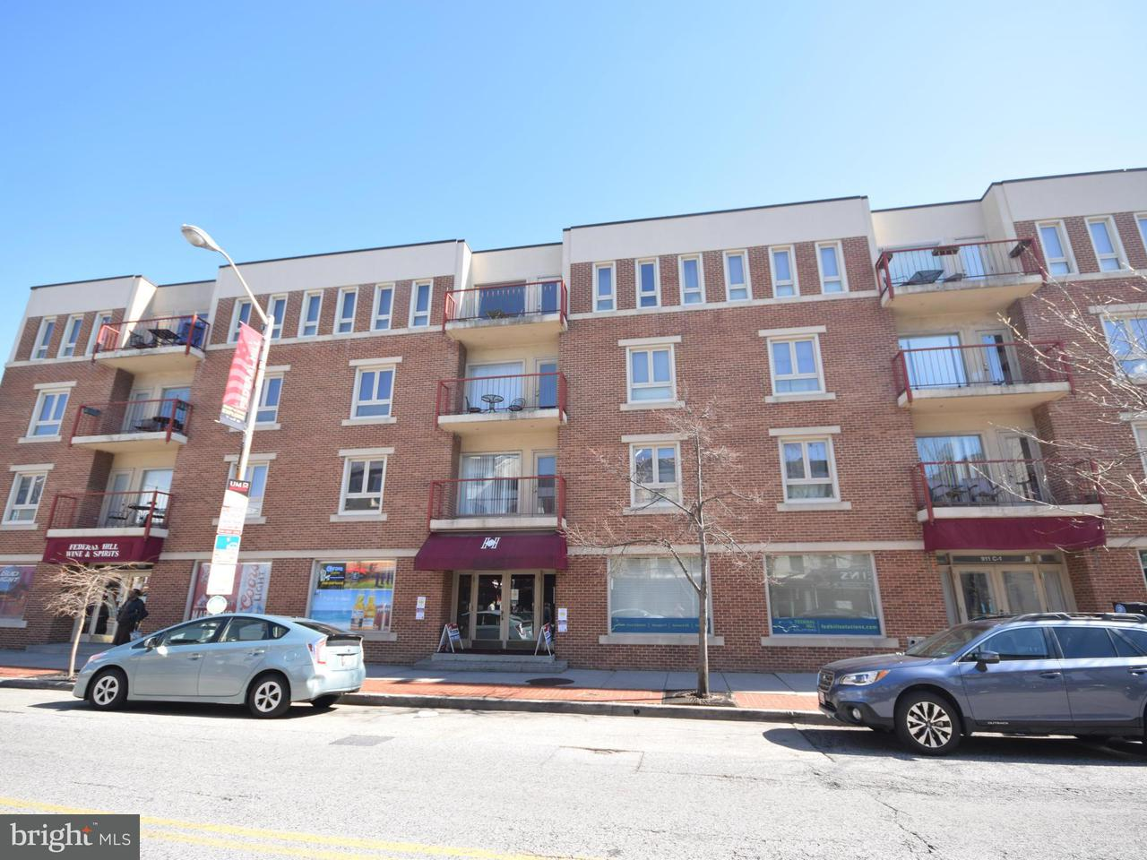 Condominium for Sale at 911 Charles St S #208 Baltimore, Maryland 21230 United States