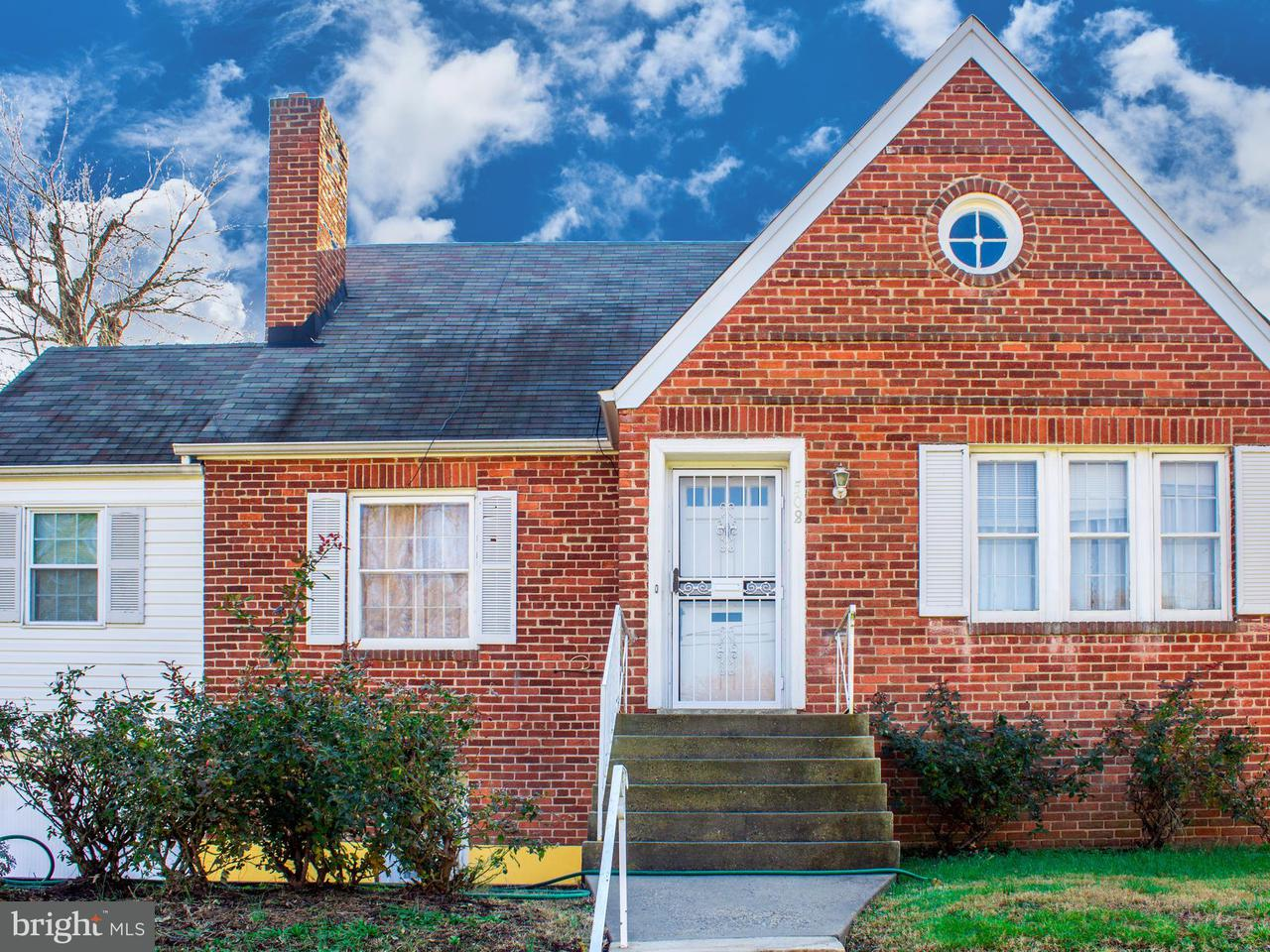Single Family Home for Sale at 508 WAYNE Avenue 508 WAYNE Avenue Silver Spring, Maryland 20910 United States