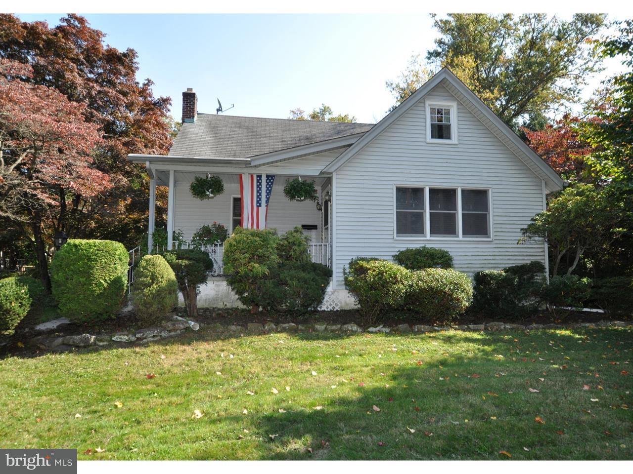 Частный односемейный дом для того Продажа на 156 W CENTRAL Avenue Moorestown, Нью-Джерси 08057 Соединенные Штаты