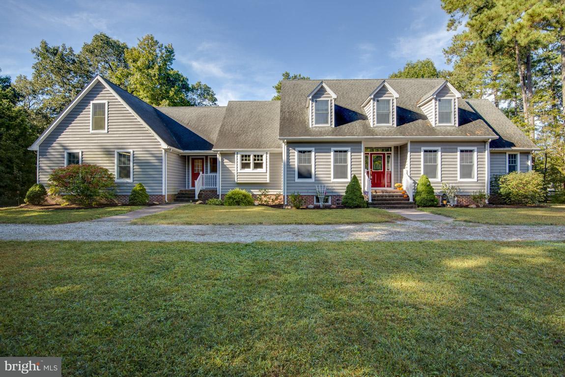 Einfamilienhaus für Verkauf beim 23246 GILPIN POINT Road 23246 GILPIN POINT Road Preston, Maryland 21655 Vereinigte Staaten