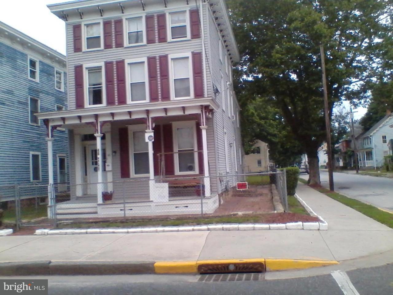 Casa Unifamiliar por un Venta en 46 WALNUT Street Salem, Nueva Jersey 08079 Estados Unidos