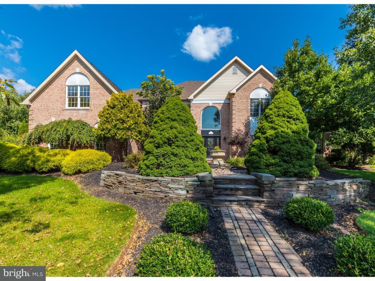 Enfamiljshus för Försäljning vid 91 SOUTHFIELD Drive Belle Mead, New Jersey 08502 UsaI/Runt: Montgomery Township