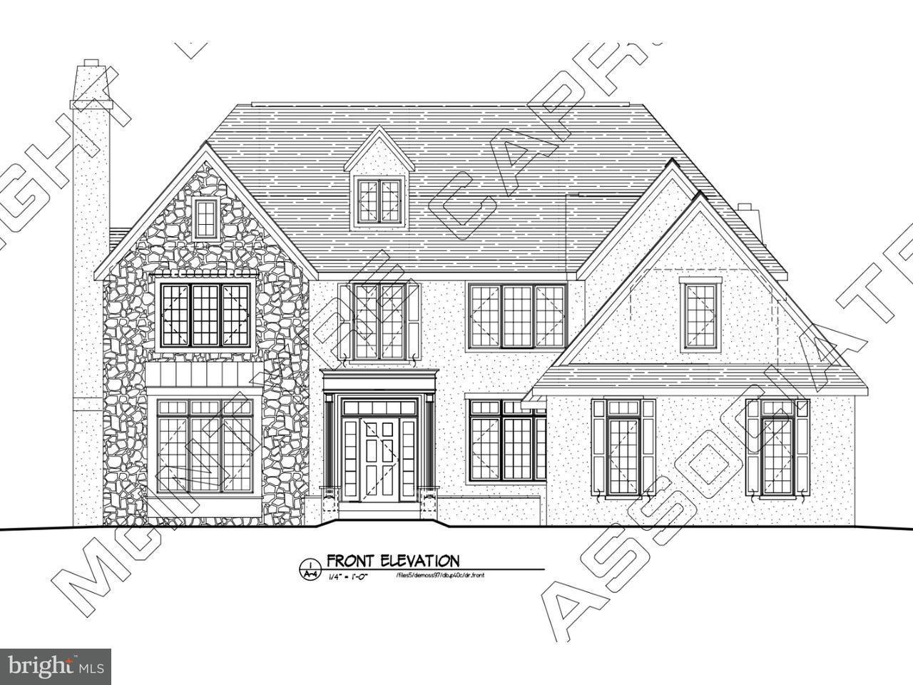 独户住宅 为 销售 在 463 BARCLAY Road 布林莫尔, 宾夕法尼亚州 19010 美国