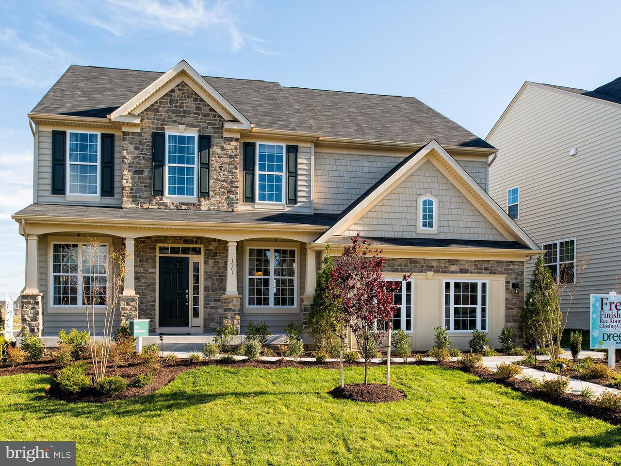 独户住宅 为 销售 在 3629 DONNA Court 3629 DONNA Court Monrovia, 马里兰州 21770 美国
