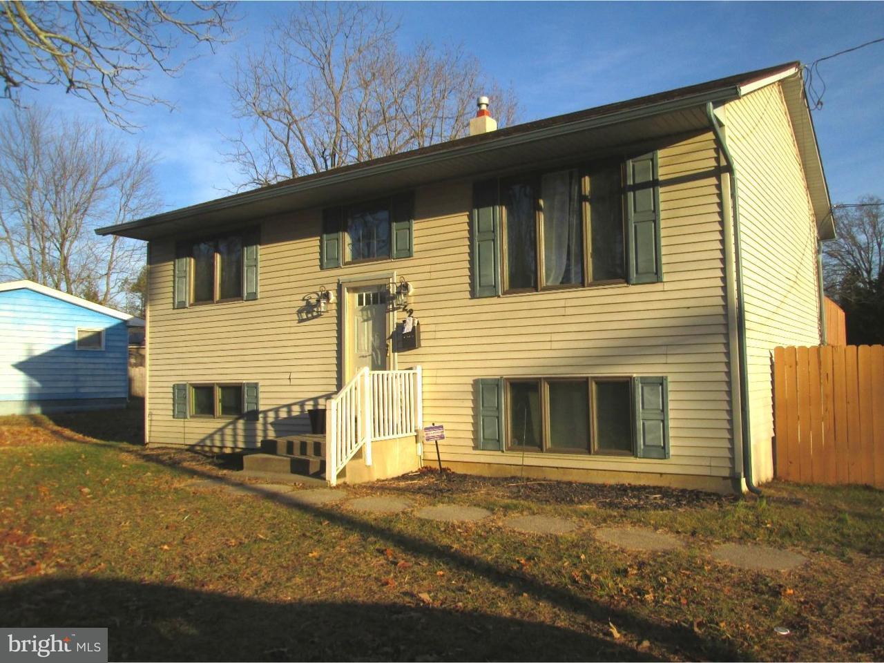 Частный односемейный дом для того Аренда на 22 REED Avenue Clementon, Нью-Джерси 08021 Соединенные Штаты