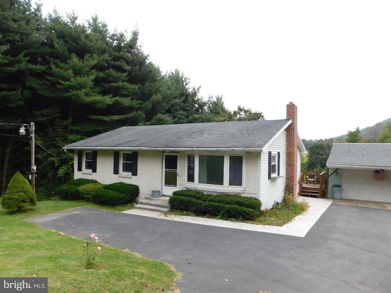 独户住宅 为 销售 在 24 LOWER Road Tamaqua, 宾夕法尼亚州 18252 美国