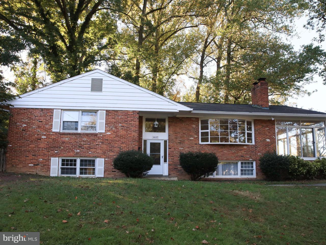 土地 のために 売買 アット 4647 38TH PL N 4647 38TH PL N Arlington, バージニア 22207 アメリカ合衆国