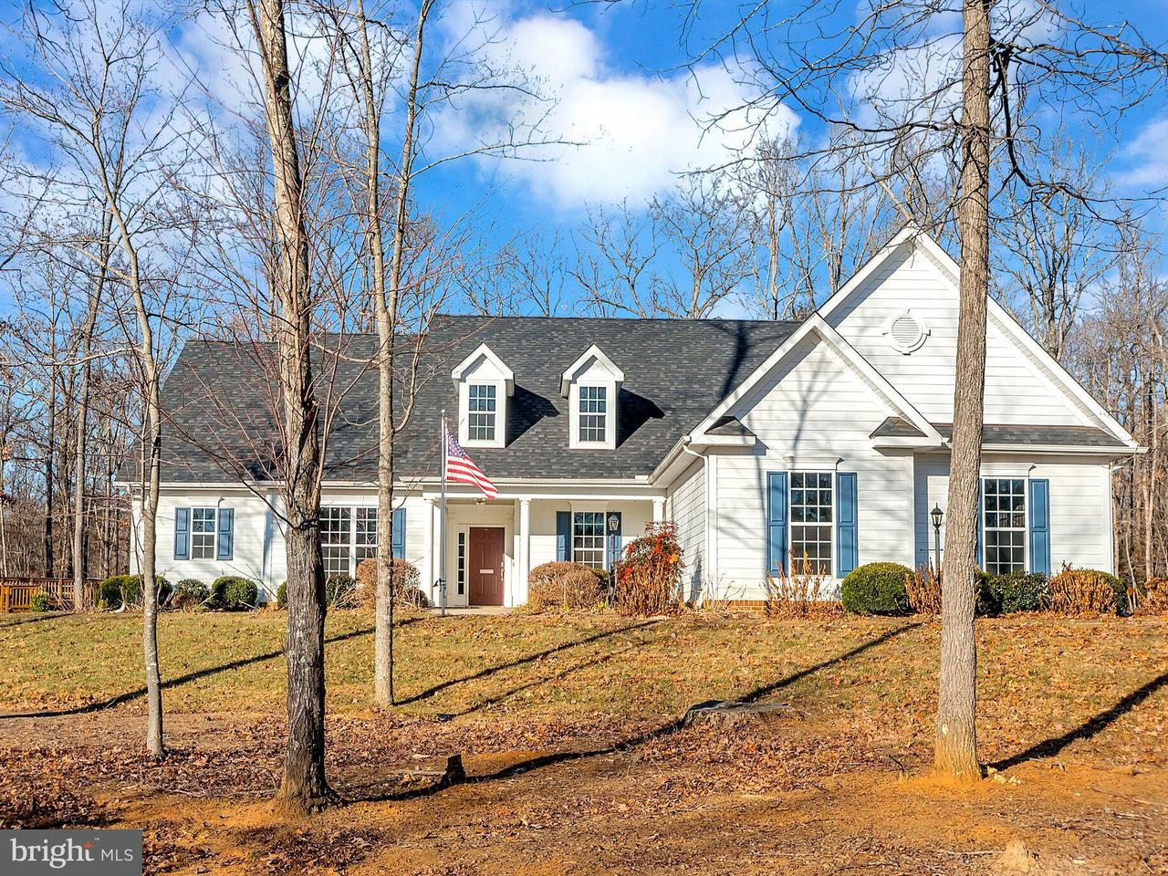 獨棟家庭住宅 為 出售 在 8730 LAROQUE RUN Drive 8730 LAROQUE RUN Drive Fredericksburg, 弗吉尼亞州 22407 美國