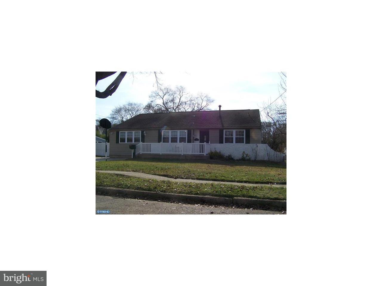 Casa Unifamiliar por un Venta en 319 MADISON Road Mantua, Nueva Jersey 08051 Estados Unidos