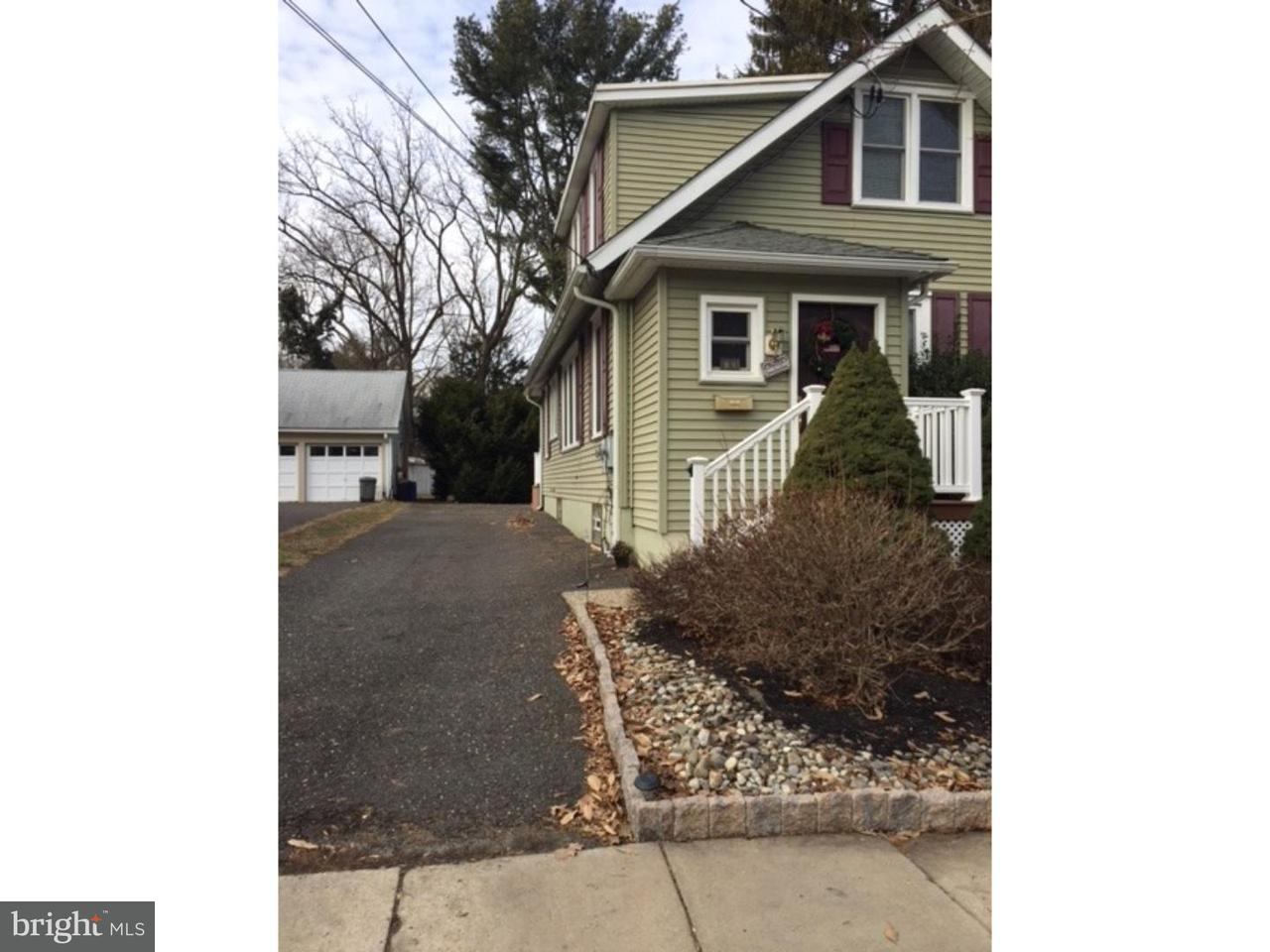 Single Family Home for Rent at 16 EVERGREEN Lane Haddonfield, New Jersey 08033 United States