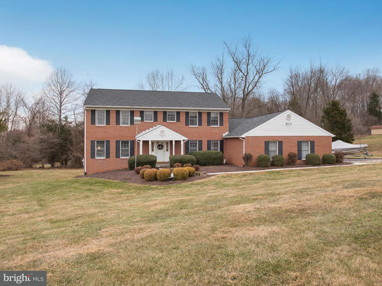 Single Family Home for Sale at 1021 ROCKY GLEN Drive 1021 ROCKY GLEN Drive Brookeville, Maryland 20833 United States